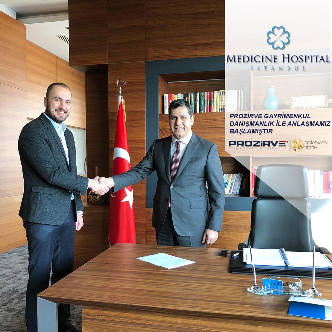 2018 Prozirve ve Medicine Hospital aracılığı ile daha sağlıklı geçecek…